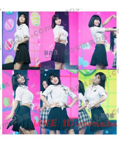 TWICE What is love? 韓国アイドル ライブ 制服 コスプレ衣装 通販 スクリーン風 かわいい 韓国ファッション