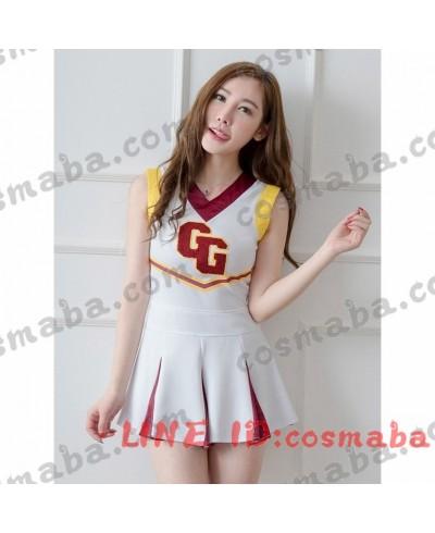 チアガール 衣装 少女時代 Girls' Generation Oh! Japanese コスプレ衣装 ダンス制服 通販