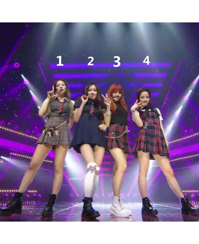 BLACKPINK 韓国アイドルグループ ダンス服 演出服 かわいすぎる 通販図覧