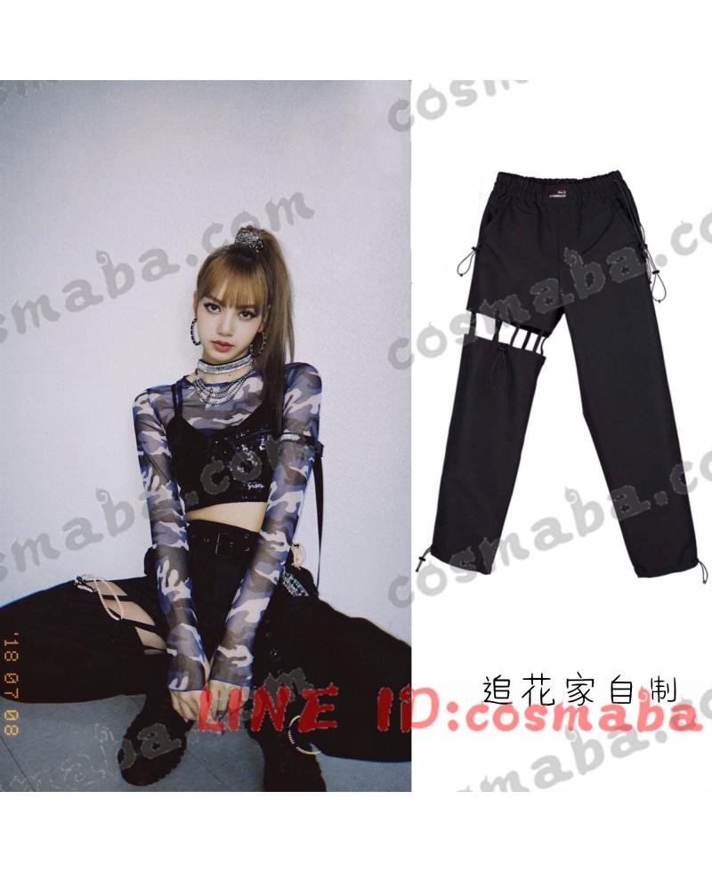 blackpink DDU-DU DDU-DU 演出服 ダンス服 コスプレ衣装通販 ブランド ステージ服