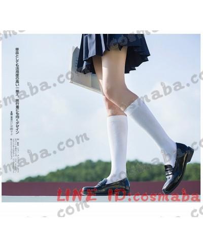 乃木坂46 西野七濑 白石麻衣「帰り道は遠く回りたくなる」靴下 ソックス 演出 制服合わせ