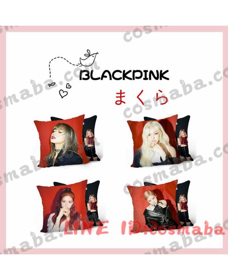 blackpink KILL THIS LOVE カムバック宣伝ポスター写真 枕 通販40*40cm