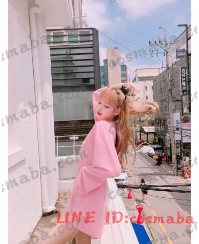 blackpink KILL THIS LOVE lisa リサ ダンス服 コスプレ衣装 通販 ピンクパーカー