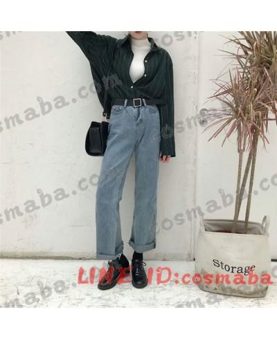 Blackpink Jennie ブラックピンク KILLTHISLOVE 演出服 通販 私服 経典的なジーンズ