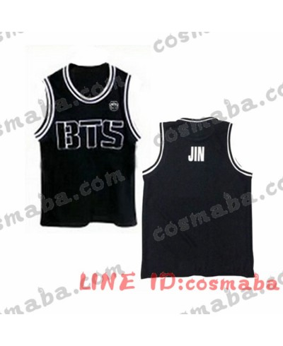 BTS 防弾少年団 MAP OF THE SOUL:PERSONA 服 応援服 通販 即納 おすすめ コスプレ衣装 バスケットボール 在庫