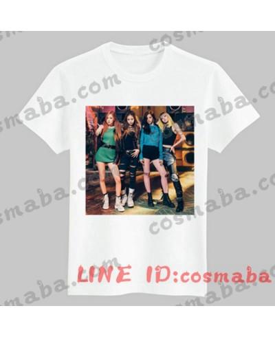 blackpink ブラックピンク KILLTHISLOVE lisa 応援服 シャツ通販 オーバーサイズ 即納