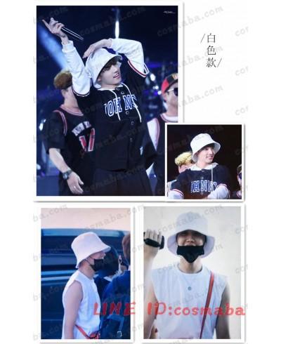 BTS 防弾少年団 MAP OF THE SOUL:PERSONA 服 バケットハット ジミン ジン コスプレ衣装 帽子 通販 即納