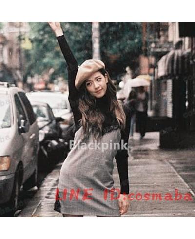 blackpink JISOO ブラックピンク ジス KILLTHISLOVE 打歌服 レディ風 優雅 フランス風 通販 在庫 韓国