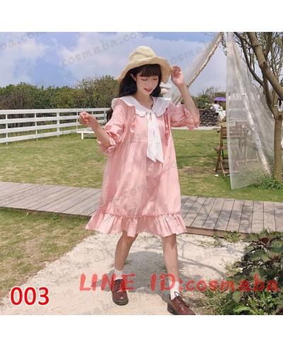 韓国服  服 通販 シンプル 10代  メンズ  かわいい  ドレス  ワンピース  布製  少女 INS  人気  潮流  安い  韓国ファッション  通販