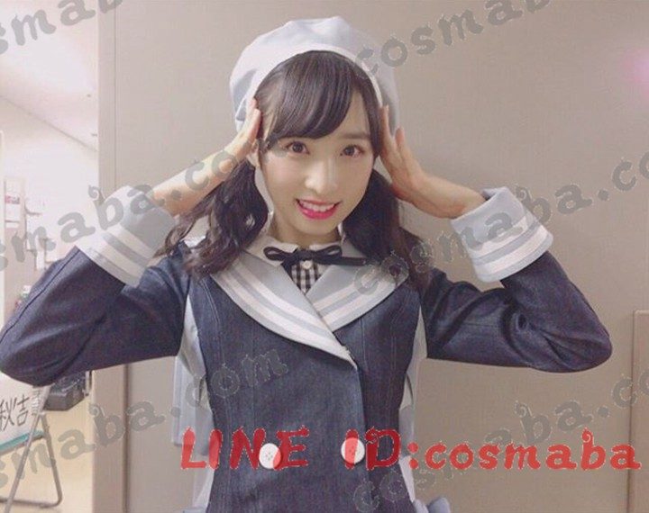 AKB48 コスプレ制服