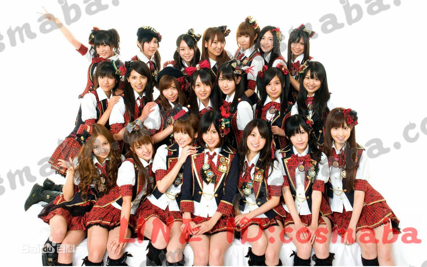 AKB48 MV制服