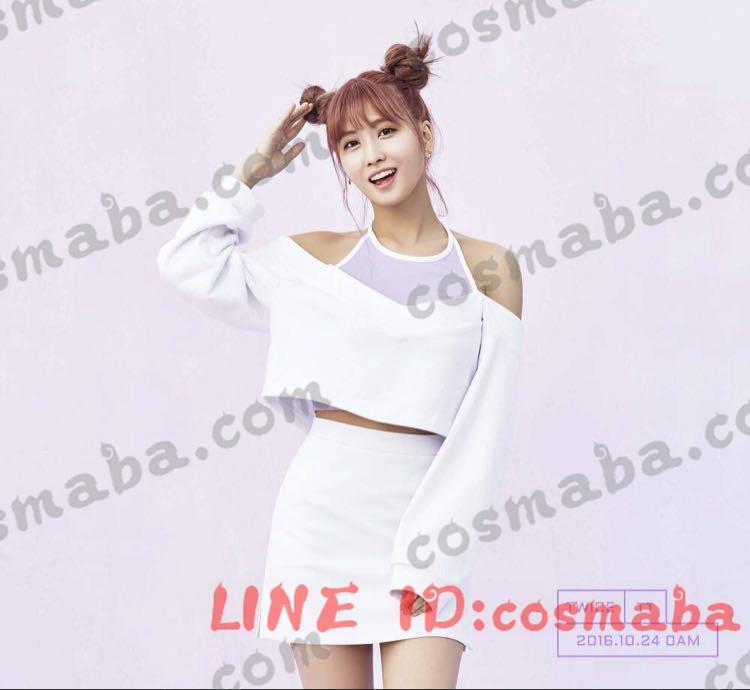 TWICE idol room ブランドステージ衣装