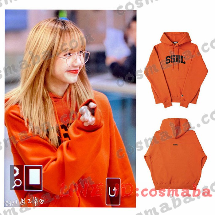 blackpink lisa 演出服