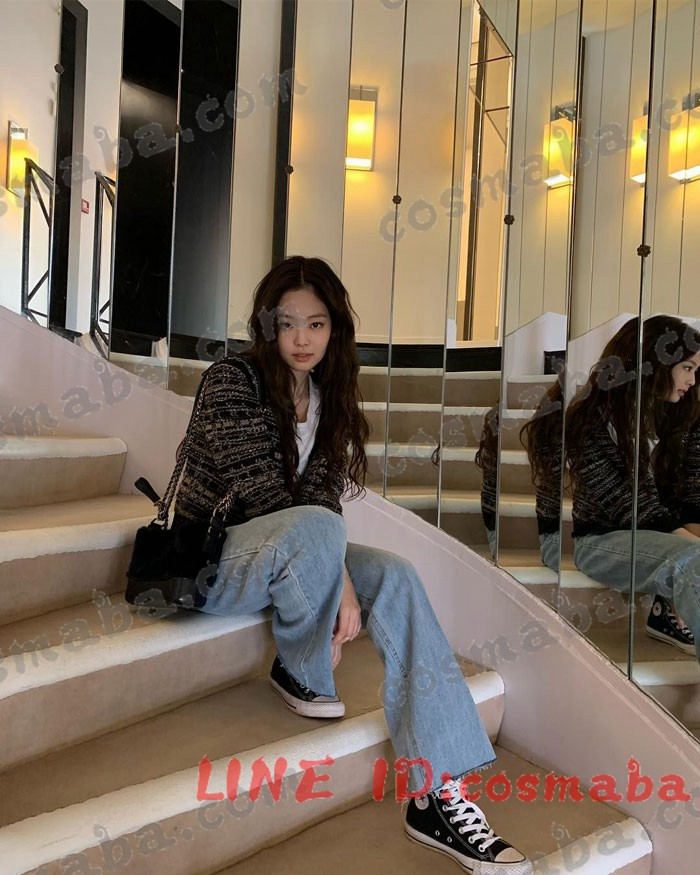blackpink KILLTHISLOVE jennie 私服 演出服