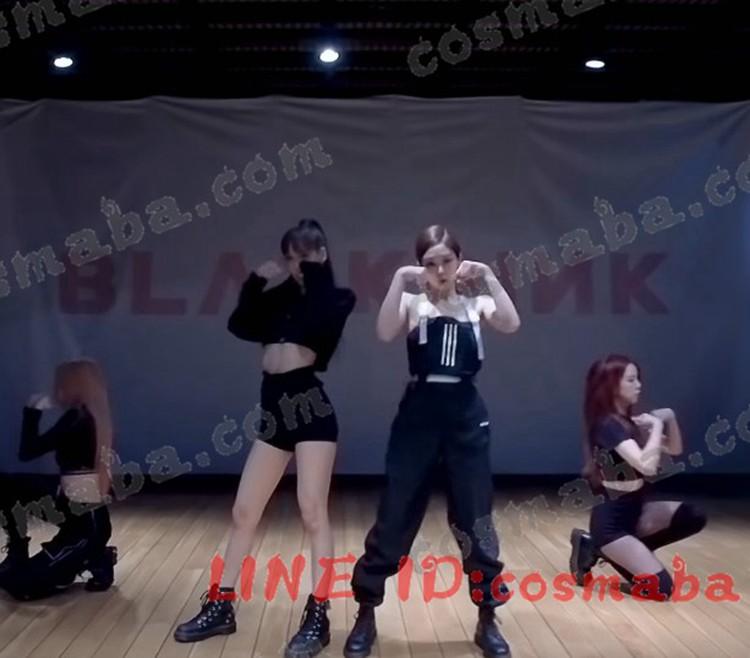 blackpink KILL THIS LOVE 練習室服 服 通販 グッズ