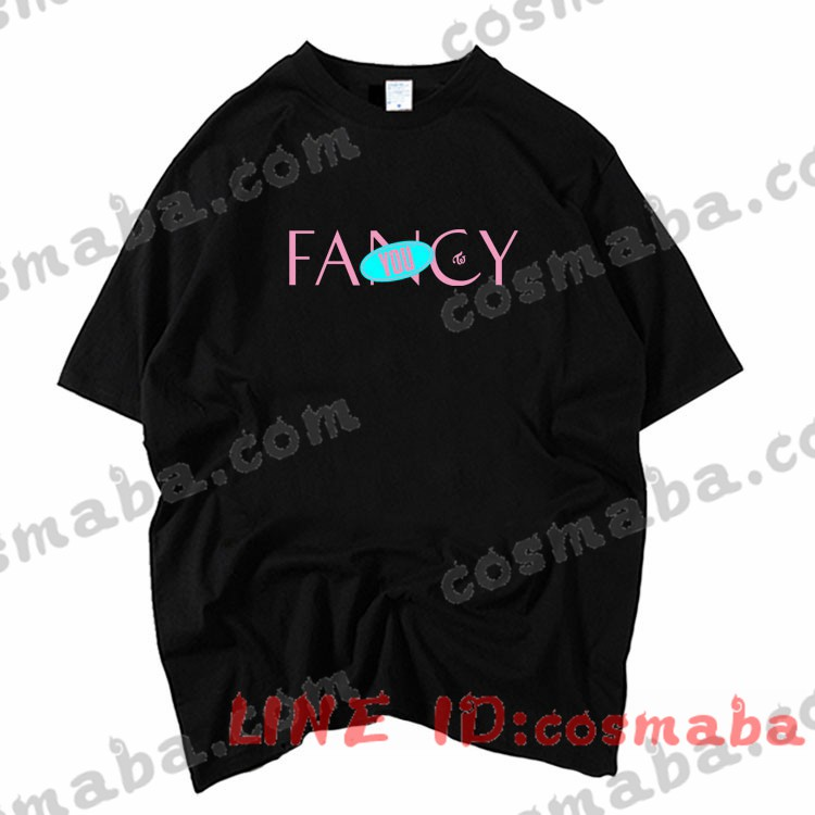Twice fancy you シャツ 服 コスプレ衣装 応援服 通販 グッズ