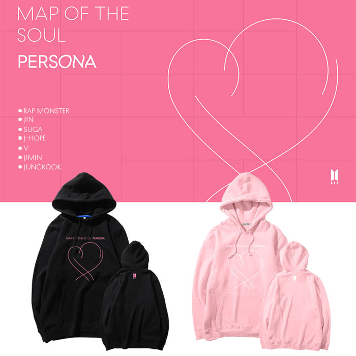 MAP OF THE SOUL:PERSONA ジン ジミン 応援服 通販. BTS