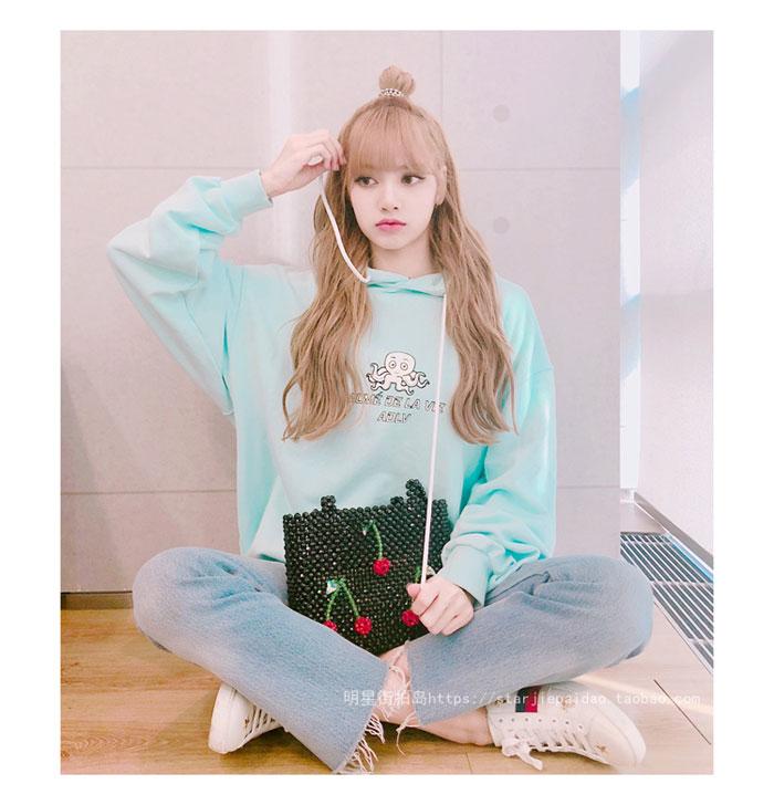 blackpink LISA リサ 韓国 アイドル コスプレ衣装