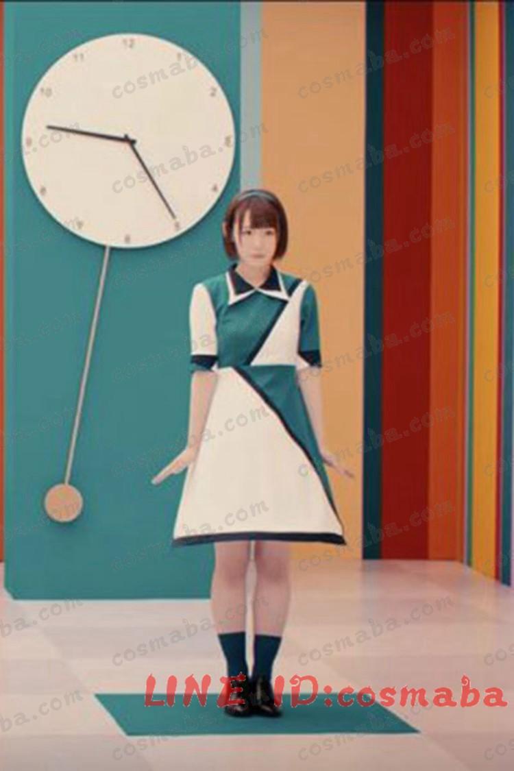 欅坂46 ユニット曲 制服 バスルームトラベル 制服 演出服 服 通販