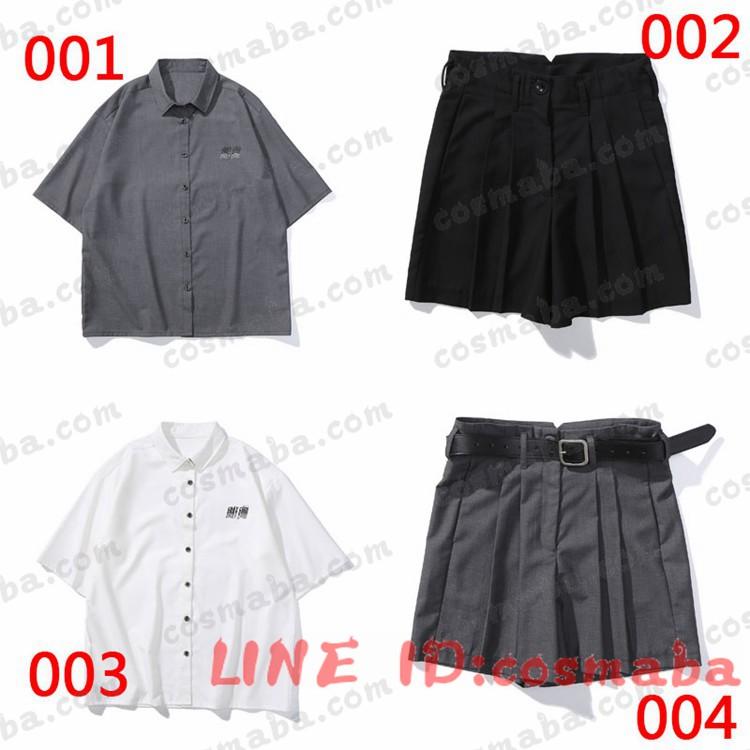 韓国服 シンプル コスプレ衣装 韓国ファッション 潮流 人気 かっこういい 安い ネクタイ贈り