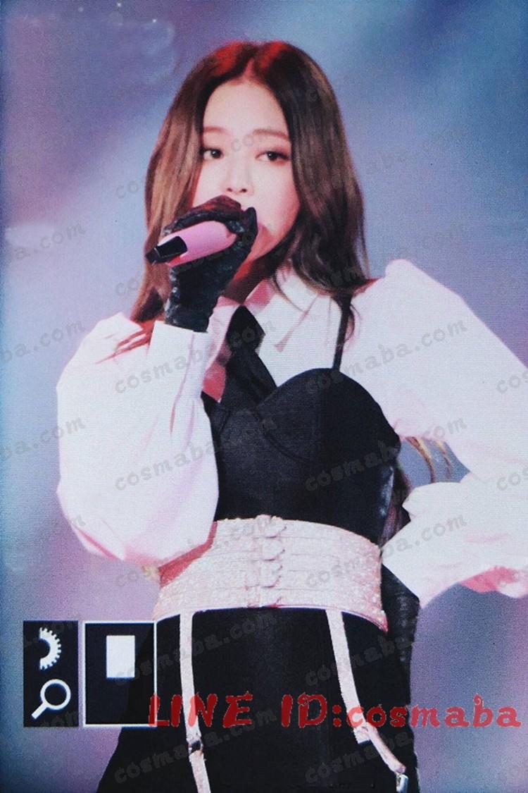 韓国服 韓国ファッションjennie ジェニー KILLTHISLOVE  通販 安い