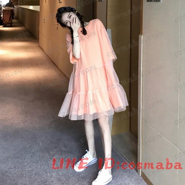 韓国服 かわいい  ドレス 通販 安い